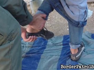 Border Patrol Sex - Deanna Dare 6