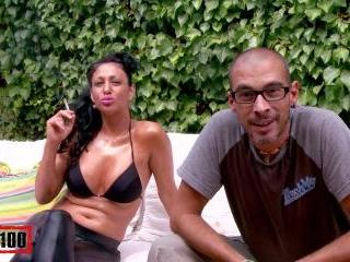 Interview porno with Luciferina