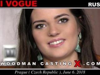 Lizi Vogue casting