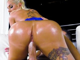Kyra\'s Amazing Big Ass And Tits