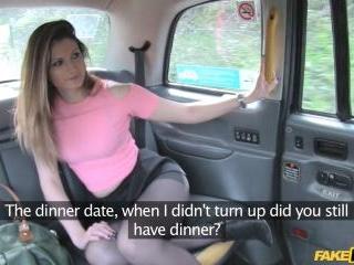 Anal Date Night for British Cabbie