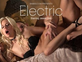 Jessie Volt in Electric
