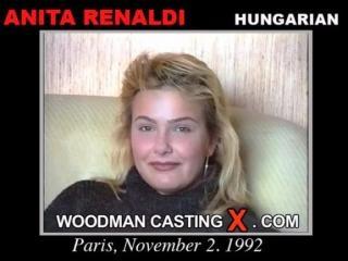 Anita Rinaldi casting