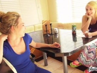 BTS of I Came On James Deen\'s Face 5 Part 3
