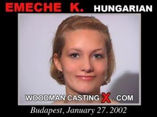 Emeche K casting