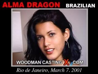 Alma Dragon casting