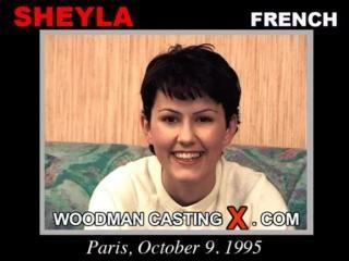 Sheyla casting