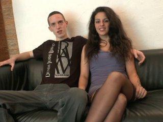 Mélissa et David, un charmant couple qui vient che