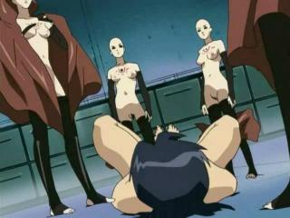 gaged hentai