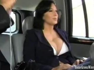 Cynthia And Reno Shoot An Outdoor Sex Scene