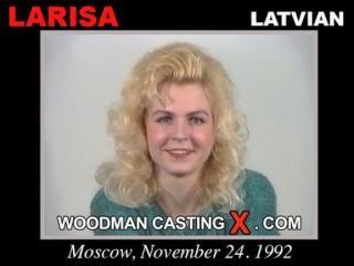 Larisa casting