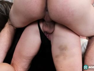 Mrs. Lakes fucks her son\'s big-dicked friend