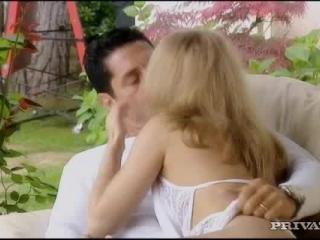 Dora Venter in Hot Blonde Cock tease