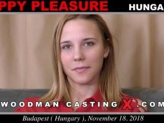 Poppy Pleasure casting