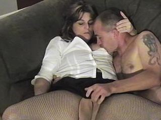 Her Husband Likes To Share Her - Angel & Austin
