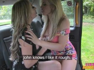 Secret Affair Leads to Lesbian Fun