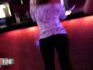 Larry bangs a drunk chick