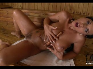 Beauty in the Sauna