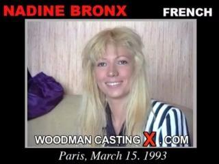 Nadine Bronx casting