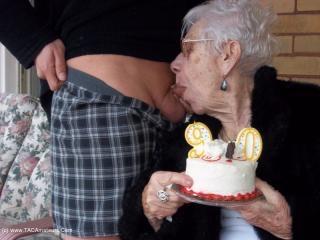 Granny Marg Turns 90