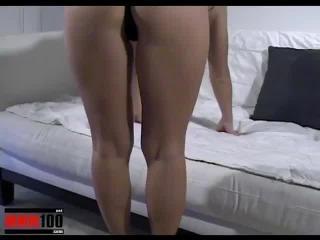 Porn video :   Kristina Antonio Sofa