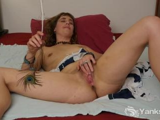 Leah Star\'s Toe Curling Rubbing Fingers