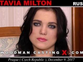 Oktavia Milton casting