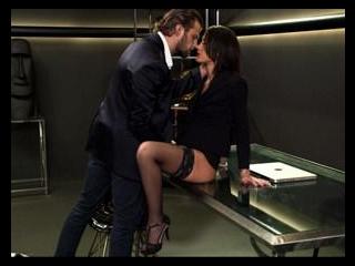 Rocco\'s Perverted Secretaries - Scene 1