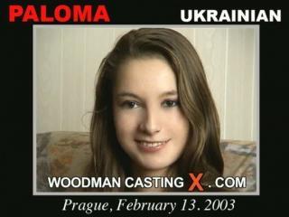 Paloma casting