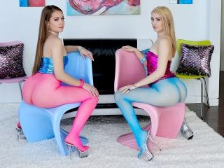 Naomi And Anastasia Make A Filthy Duo