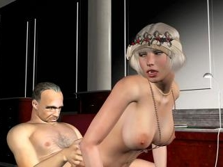 The Gobfather - Exotic 3D hentai adult movies