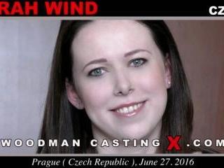 Sarah Wind casting