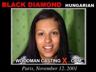 Black Diamond casting