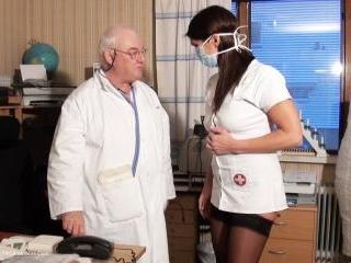 The Swedish Nurse Pt1