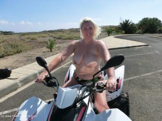 Naked Quad Bike Fun
