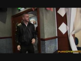 Thanking The Bouncer