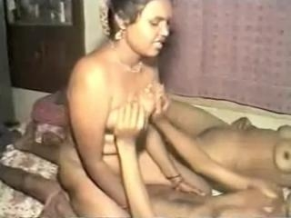 Hardcore sex with bhabi caught on the home video