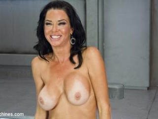 Big Titted Anal Milf Squirts Everywhere