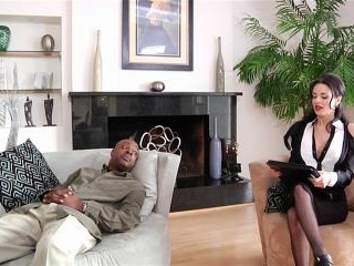Veronica Avluv is a tight fit for interracial anal