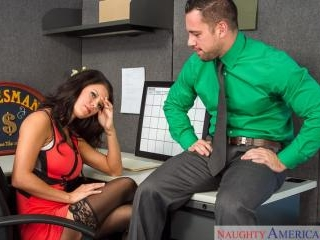 Naughty Office - Peta Jensen & Johnny Castle
