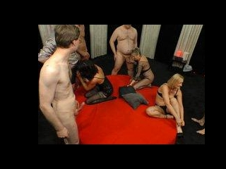 Orgies Are Just More Fun!