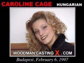 Caroline Cage casting