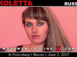 Nikoletta casting