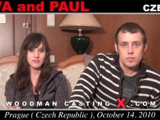 Eva and Paul casting