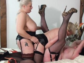 Strap On Sisters Pt2