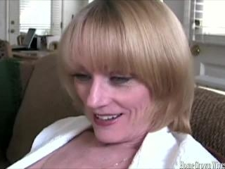 Stunt Cock Shoots A Sticky Load Into Melanie\'s Mou