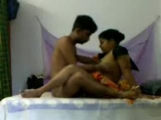 Indian homemade sex video of a chubby slut being n