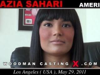 Shazia Sahari casting