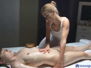 Young French Teen\'s Lesbian Fuck