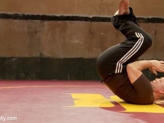 Grappling and Takedowns for BDSM Play